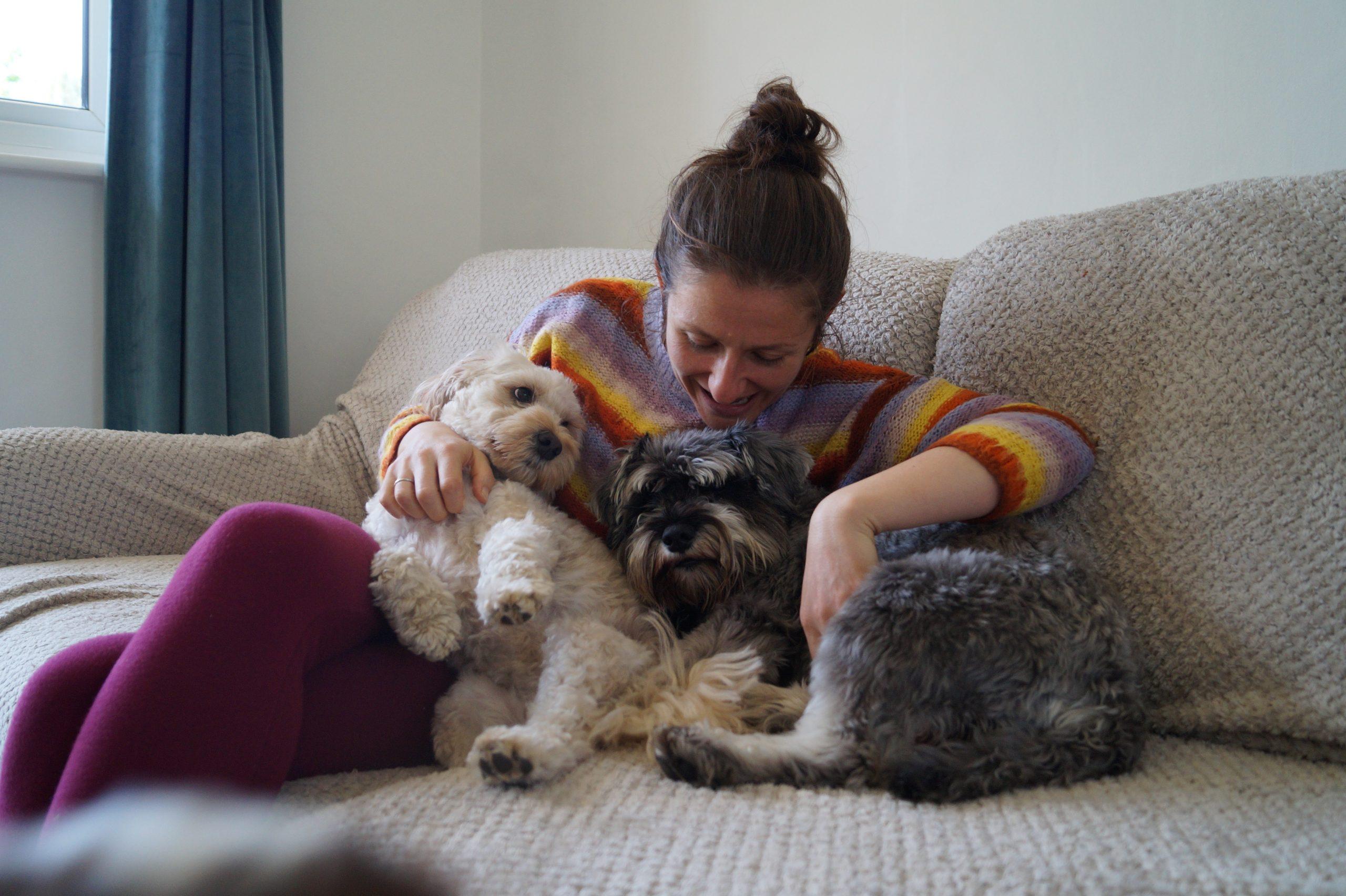 Bright Eyes Dog Care and Training - Cuddles